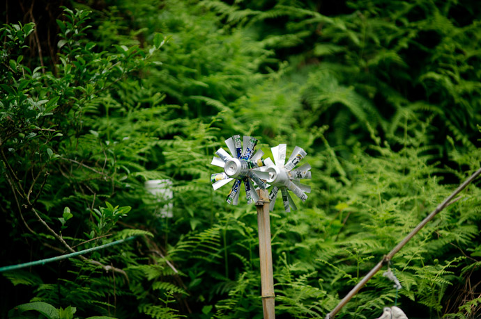 Noisy Pinwheel -- Uji, Kyoto, Japan -- Copyright 2011 Jeffrey Friedl, http://regex.info/blog/