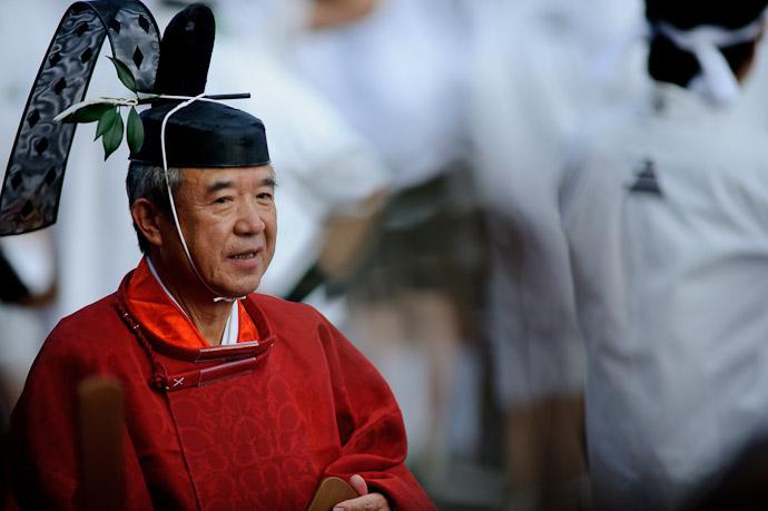 Gion Matsuri Shinkousai (祇園祭、神幸祭) -- Kyoto, Japan -- Copyright 2011 Jeffrey Friedl, http://regex.info/blog/