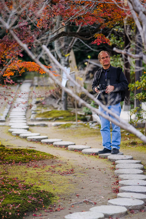 Paul  --  Kajyuuji Temple (勧修寺)  --  Kyoto, Japan  --  Copyright 2011 Jeffrey Friedl, http://regex.info/blog/