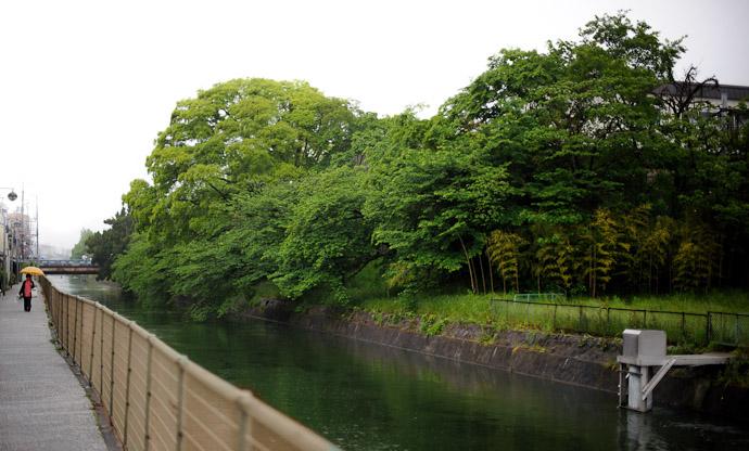 Canal  --  Kyoto, Japan  --  Copyright 2012 Jeffrey Friedl, http://regex.info/blog/