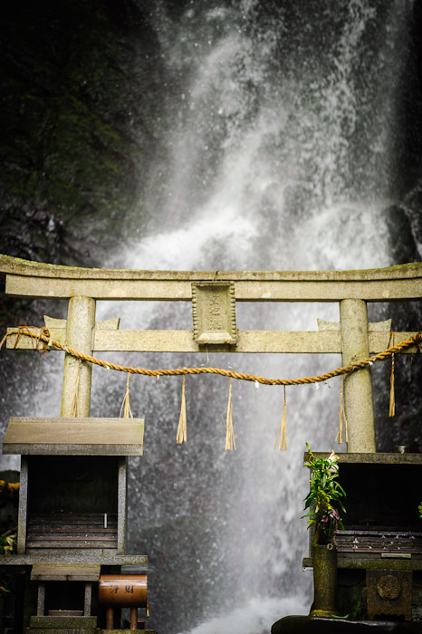 First Shot  --  Kuuya-taki Waterfall ()  --  Kyoto, Japan  --  Copyright 2012 Jeffrey Friedl, http://regex.info/blog/
