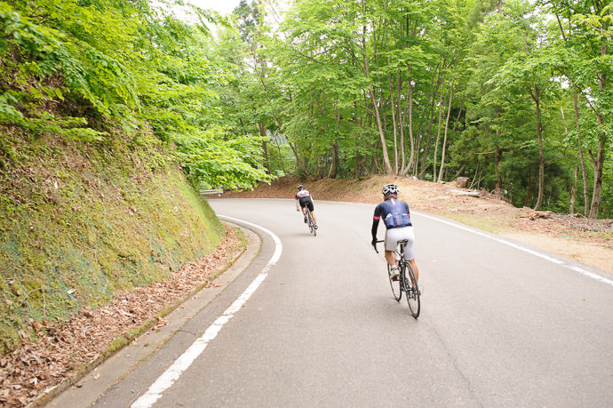 taken while riding at 30 kph (19 mph) -- Kyoto, Japan -- Copyright 2015 Jeffrey Friedl, http://regex.info/blog/