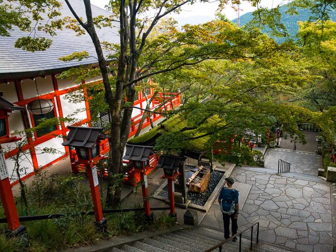 Kurama Temple (鞍馬寺) -- Kyoto, Japan -- Copyright 2017 Jeffrey Friedl, http://regex.info/blog/