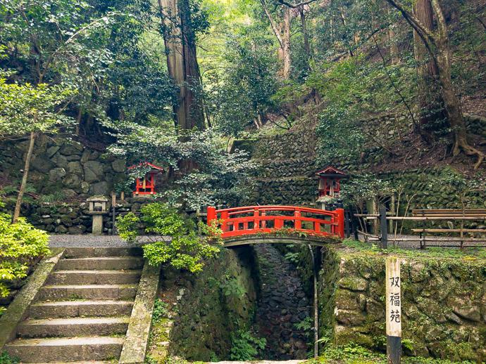Hazy Side Area -- Kurama Temple (鞍馬寺) -- Kyoto, Japan -- Copyright 2017 Jeffrey Friedl, http://regex.info/blog/
