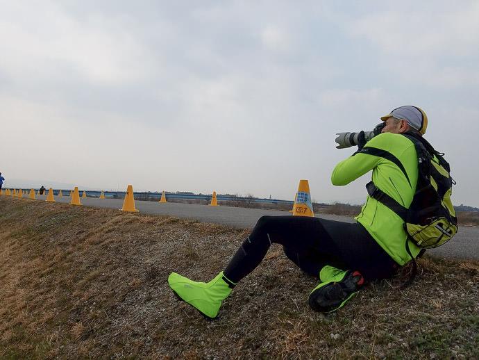 Me in Action photo by Manseki Kanemitsu -- 第5回守山野洲川クリテリウム -- Copyright 2017 Manseki Kanemitsu
