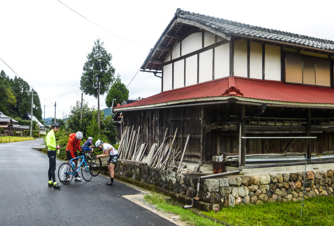 Picturesque Old Farm House more nice scenery photo by Manseki Kanemitsu -- Kyoto, Japan -- Copyright 2015 Manseki Kanemitsu