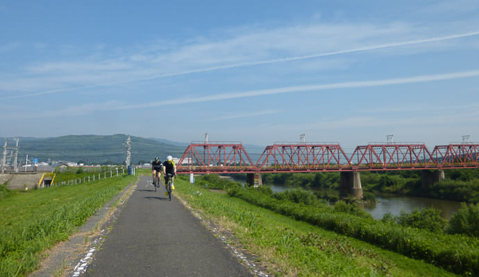 Heading Toward Uji photo by Manseki Kanemitsu -- Yawata, Kyoto, Japan -- Copyright 2016 Manseki Kanemitsu
