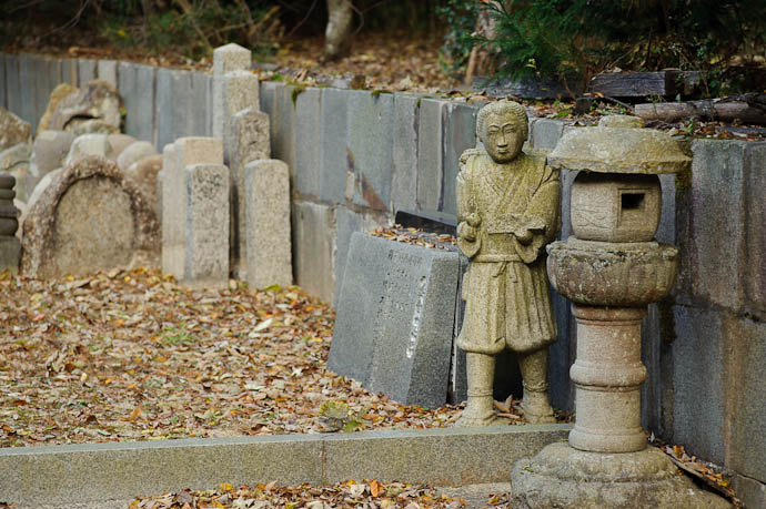 I'd Love That Dude For My Garden ( if I had a garden, that is ) -- Japan -- Copyright Jeffrey Friedl, http://regex.info/blog/