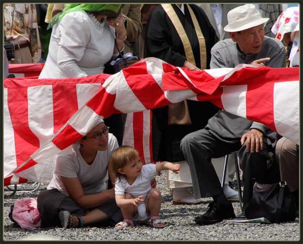 Aoi Matsuri (Hollyhock Festival), Kyoto Japan, May 15 2006