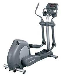 Life Fitness elliptical cross trainer model 91x