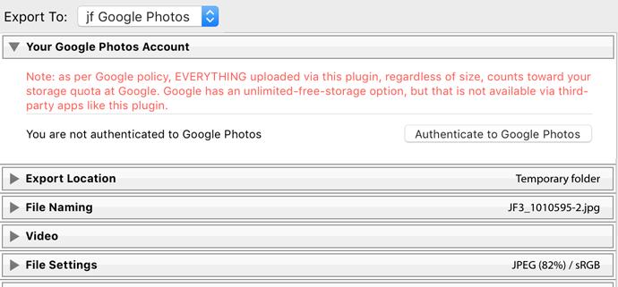 """Jeffrey Friedl's Blog » Jeffrey's """"Export to Google Photos"""
