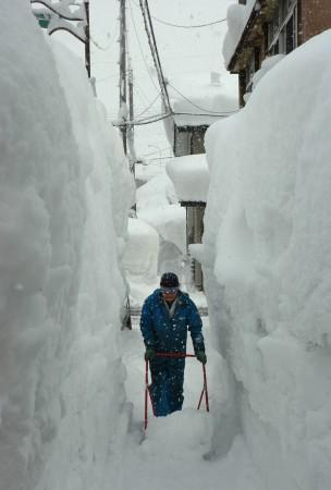 Jeffrey Friedl S Blog 187 Lots Of Snow In Niigata Some Snow