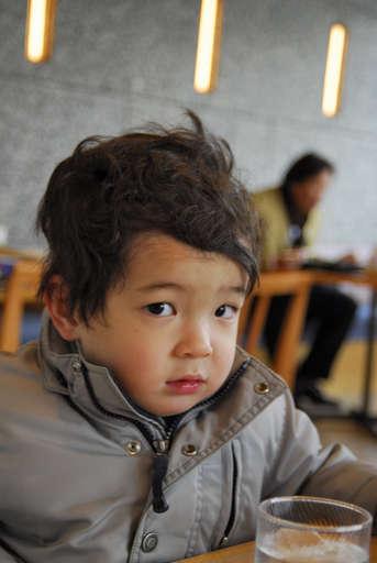 Grumpy Anthony