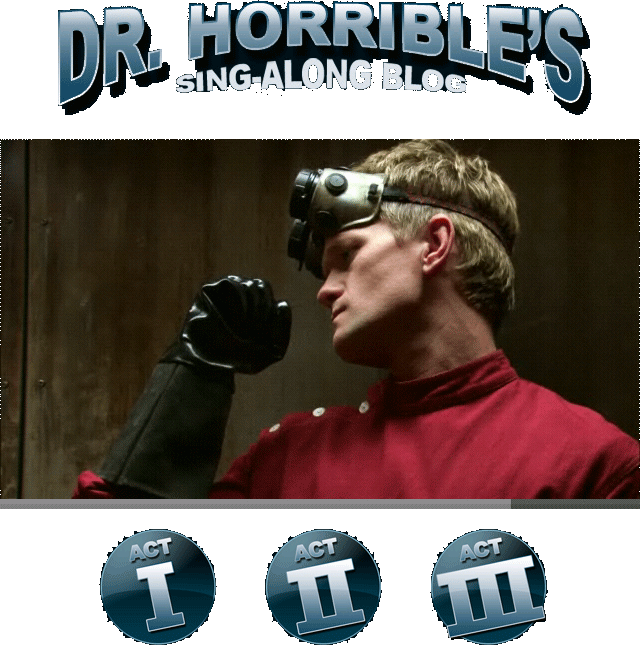 Dr. Horrible's Sing-Along Blog screenshot